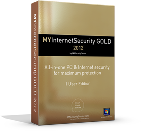 MyInternetSecurity GOLD 2012