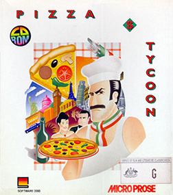 Pizza Tycoon - Boxshot