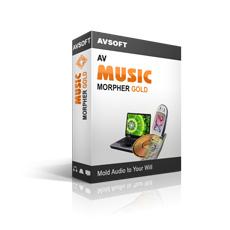 AV Music Morpher Gold - Boxshot
