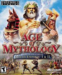 Age of Mythology - Boxshot