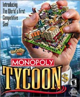 Monopoly Tycoon - Boxshot