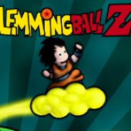 Lemming Ball Z 3D - Boxshot