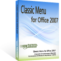 Classic Menu for Office 2007 - Boxshot
