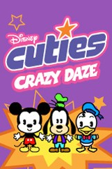 Disney Cuties Crazy Daze - Boxshot