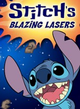 Disneys Stitchs Blazing Lasers - Boxshot