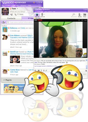 Yahoo Messenger - Boxshot
