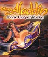 Aladdin Magic Carpet Racing - Boxshot
