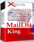 MailList King - Business Edition - Boxshot
