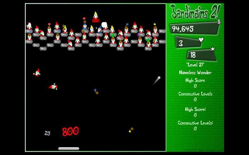 Screenshot af Jardinains 2