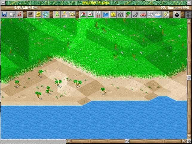 screenshot von holiday island