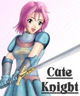 Cute Knight - Boxshot