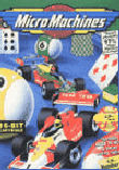 Micro Machines - Boxshot