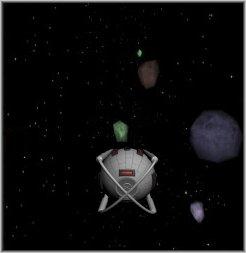 3D Asteroids - Boxshot