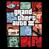 Grand Theft Auto (GTA) 3 Map - Liberty City