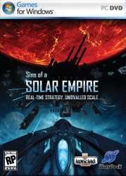 Sins of a Solar Empire - Boxshot
