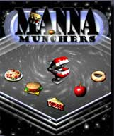 Manna Munchers - Boxshot