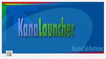 Kana Launcher - Boxshot