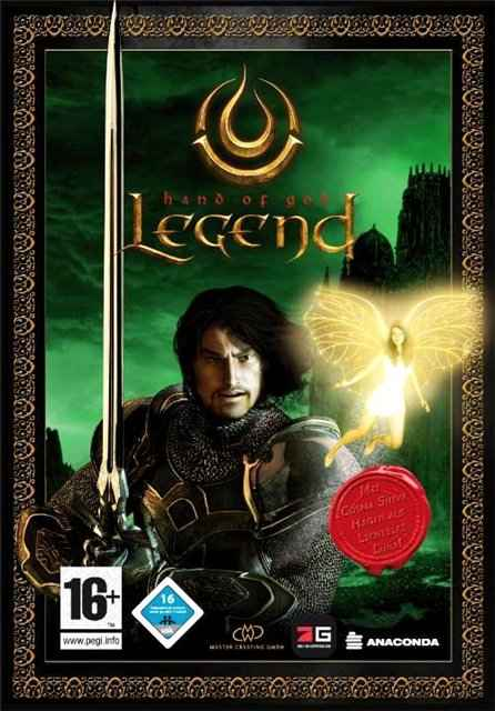 Legend: Hand of God - Boxshot
