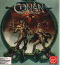 Conan - The Cimmerian - Boxshot