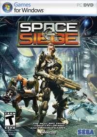 Space Siege - Boxshot