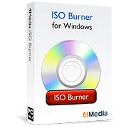 4Media ISO Burner - Boxshot