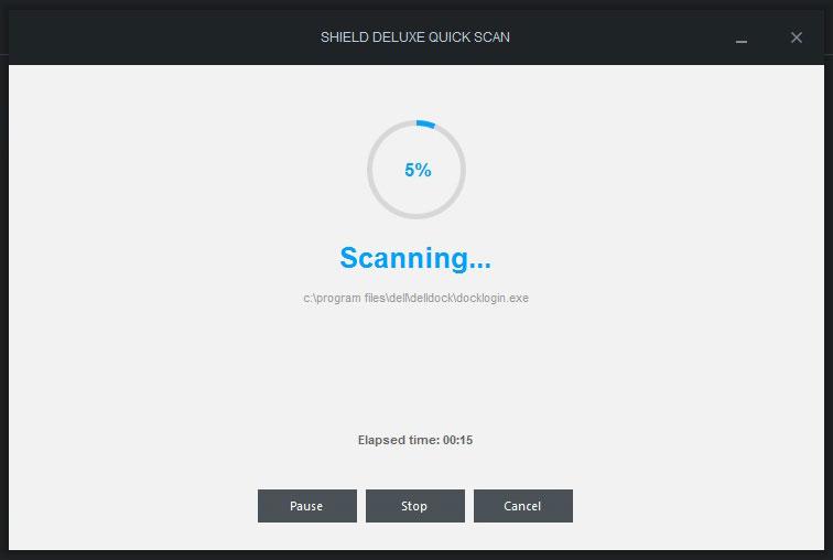 Screenshot af Shield Deluxe