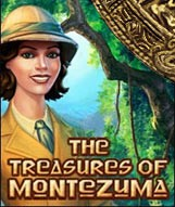 Treasures of Montezuma - Boxshot