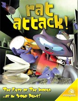 Rat Attack - Boxshot