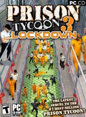 Prison Tycoon 3 - Boxshot