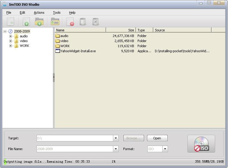 ImTOO ISO Studio - Boxshot