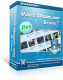 Video Download Studio Pro - Boxshot