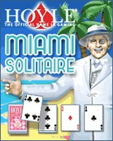 Hoyle Miami Solitaire - Boxshot