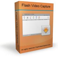 Flash Video Capture - Boxshot