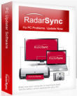 RadarSync PC Updater - Boxshot