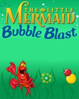 Little Mermaid Bubble Blast - Boxshot