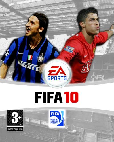 FIFA 10 - Boxshot