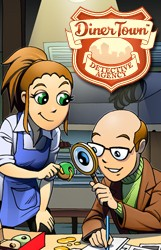 DinerTown Detective Agency - Boxshot