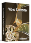 4Videosoft Video Converter Platinum - Boxshot