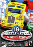 18 Wheels of Steel: Pedal to the Metal - Boxshot