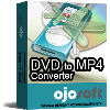 OJOsoft DVD to MP4 Converter - Boxshot