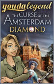 Youda Legend The Curse of the Amsterdam Diamond - Boxshot