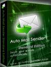 Auto Mail Sender Standard Edition - Boxshot