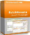 BatchRename Free - Boxshot