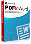AnyBizSoft PDF to Word Converter - Boxshot