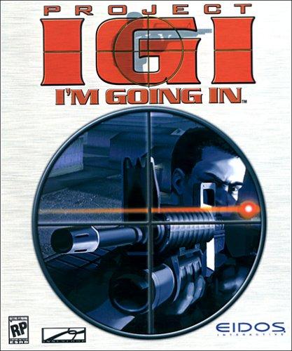 Project IGI - Boxshot