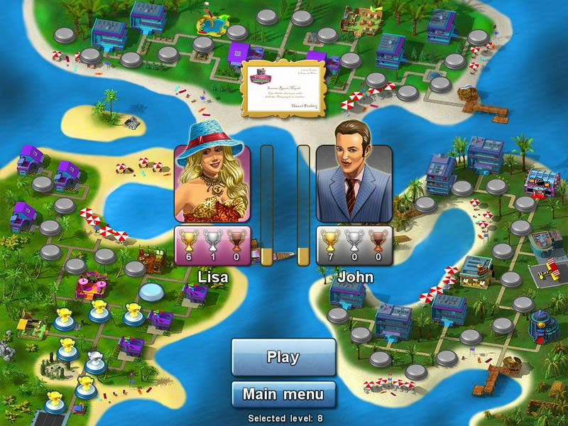 Screenshot af Summer Resort Mogul