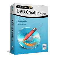 Aimersoft DVD Creator für Mac - Boxshot