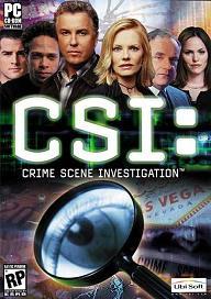 CSI: Crime Scene Investigation - Boxshot