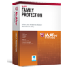 McAfee Family Protection til Mac - Boxshot