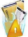 Cryptainer LE Free Encryption Software - Boxshot